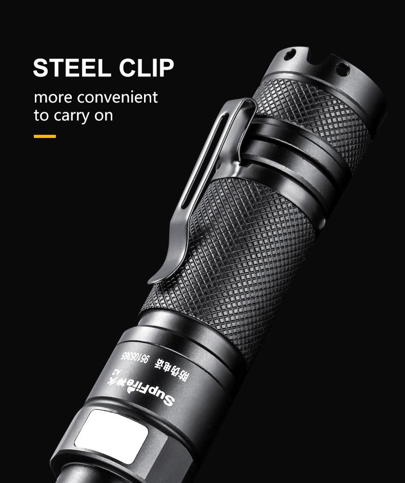đèn pin SupFire A2