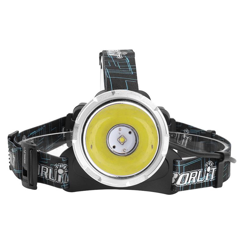 đèn pin đội đầu chiếu xa Boruit B10