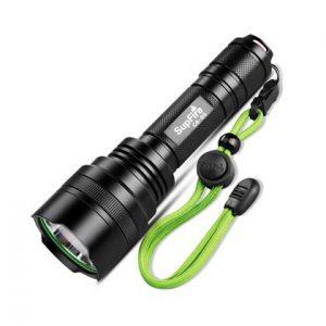 đèn pin siêu sáng supfire c8-r5