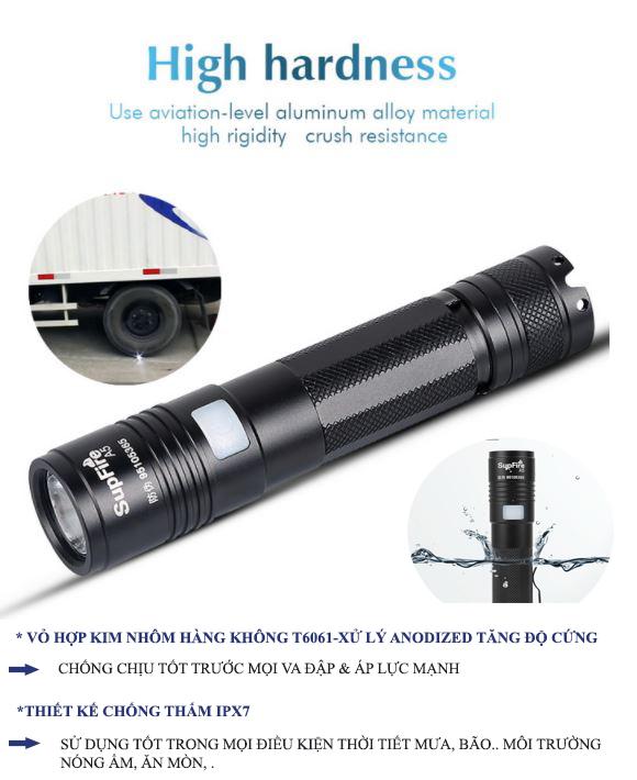 đèn pin SupFire A5