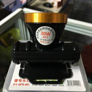 đèn pin đội đầu siêu sáng 30W