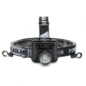 đèn pin đội đầu chống nước chống cháy nổ chuyên dụng SupFire HL11