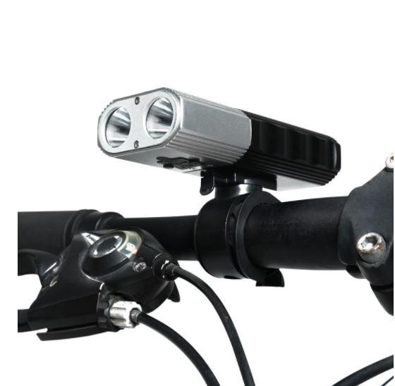 đèn pin xe đạp thể thao đa năng SupFire BL06