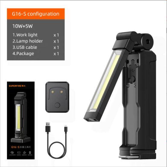 SupFire G16-S đèn pin đa năng